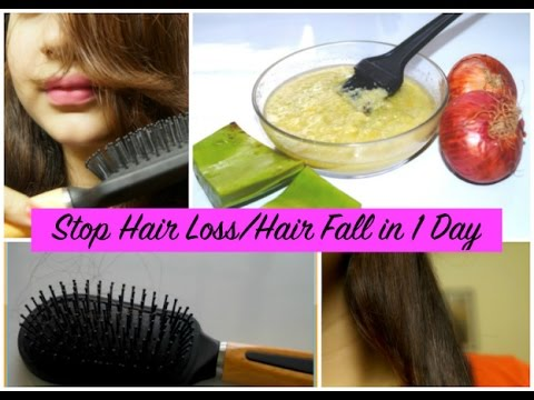Tips To Stop Hair Fall Immediately