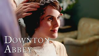 Mary and Matthew's Wedding | Downton Abbey