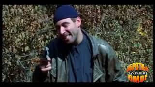 Бандит и спецназовец. (анекдот)
