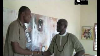 Ganiou Soglo, Ministre de la Culture à Artisttik Africa