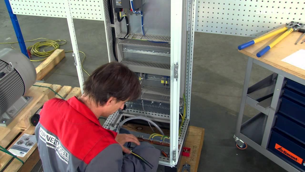 SINAMICS G120 - EMC-compliant cabinet mounting