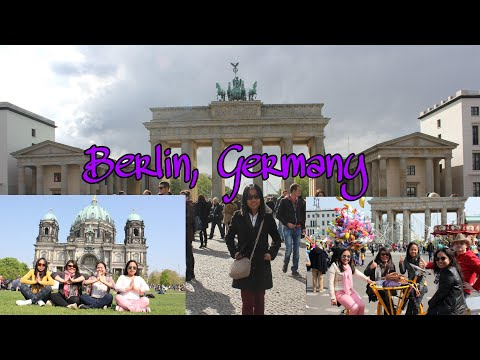 Filipino Au pair's Easter Holiday in Berlin 2014 / Au pair in Denmark