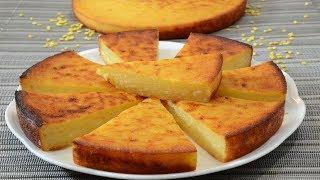 How to Make Cassava Cake - Cách Làm Bánh Khoai Mì Nướng