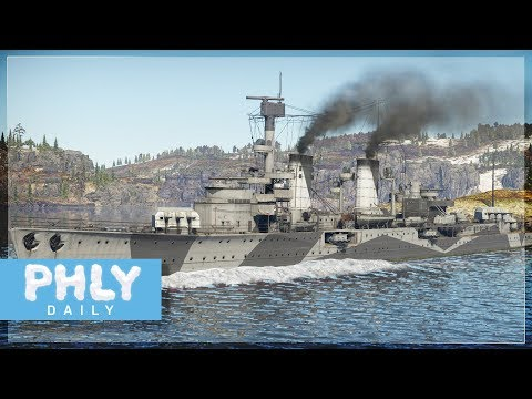 This Ship issss...well it murders very efficiently | KOLN (War Thunder Ships Gameplay)