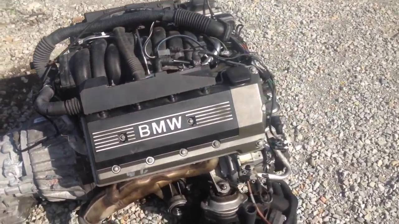 bmw x5 e53 wiring diagram tecumseh compressor part 2 engine swap and install after timing chain guide destruction m62tu 4.4l v8 ...