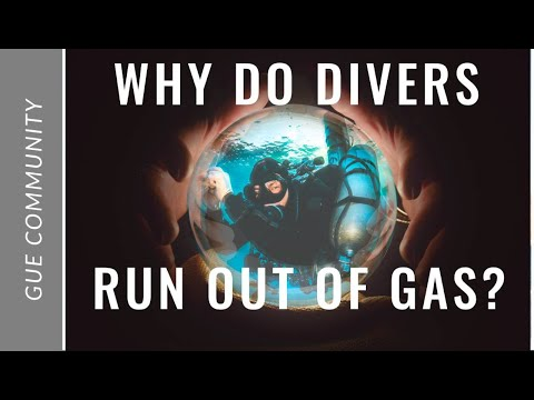 Why do scuba divers run out of gas? Ghost shipwrecks of the Baltic & more