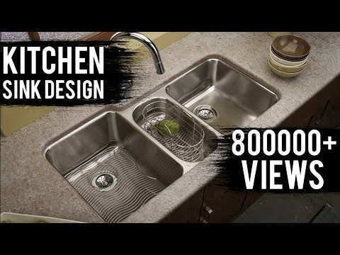 Kitchen sink designs india