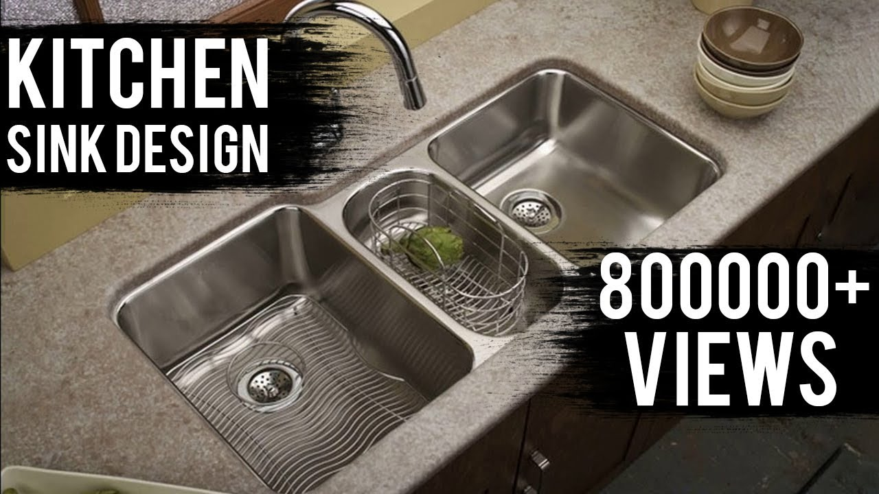 Kitchen Sink Designs India Youtube