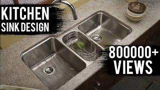 Kitchen sink designs india