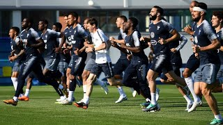 Mondial-2018 : le retour de Matudi et Giroud face au Pérou
