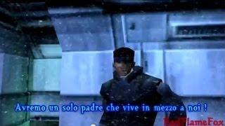 Solid Snake canta Un sol Corpo un sol Spirito