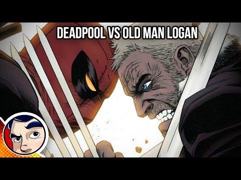 Deadpool Vs Old Man Logan (Wolverine) - Complete Story thumbnail