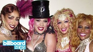 P!nk Reveals Christina Aguilera Once Swung At Her in a Club | Billboard News