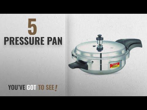 Top 10 Pressure Pan [2018]: Prestige Deluxe Plus Induction Base Junior Pan Aluminium Pressure