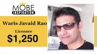 Gambar cover MOBE Licensee Waris Javaid Rao Gets First Large Affiliate Commission
