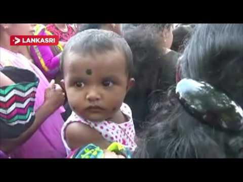 Undergraduate Protest in Batticaloa District
