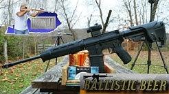 Beer Ballistics #5 .223 Remington (soft point - varmint)