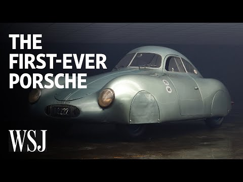 Behind the Wheel of the First Car Ever Called Porsche | WSJ