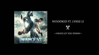 "WOODKID ft. LYKKE LI ""Never Let You Down"""