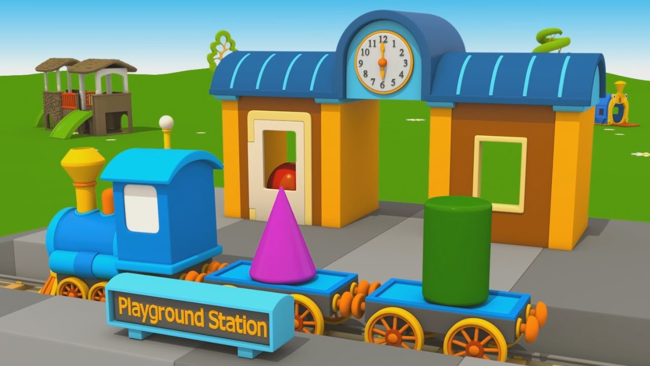 Cartoni animati per bambini camion leo junior e la nuova