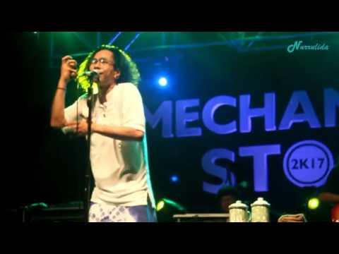 Fourtwnty - Zona Nyaman (Live at MECHANICAL STOCK 2017)