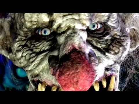 NETHERWORLD Haunted House 2017 - Meet Mr. Grendel!