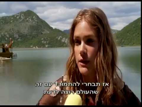 Esti Ginzburg interview 2017 (Israeli model Esti Ginzburg interview israeli models)