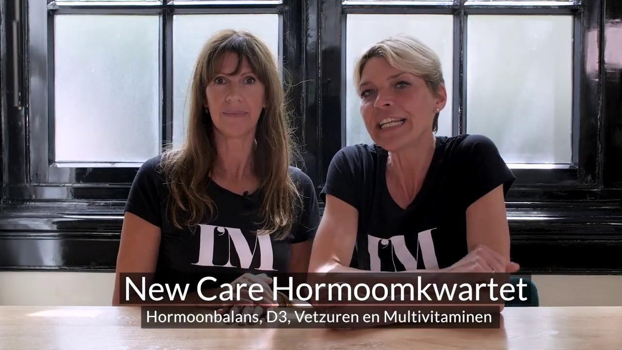 Winactie New Care hormoonkwartet
