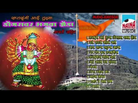 Dongravar Bhagwa Zhenda   | Superhit Saptshrungi Devi Song | 2017 |
