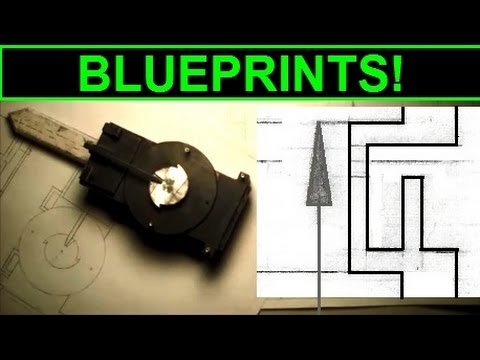 Assassins creed paper mini dual action hidden blade blueprints assassins creed paper mini dual action hidden blade blueprintsschematics youtube malvernweather Choice Image