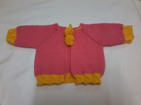 Bebek Hırkası YapılışıBebek Hırka Modelleri