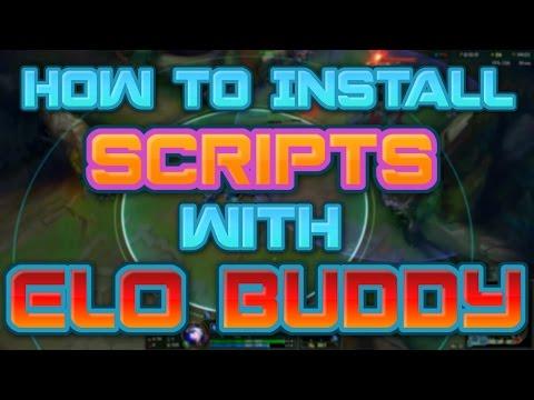 [7.8] LoL Script EloBuddy - Tutorial 2017