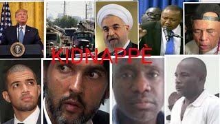 8 Août KIDNAPÈ MICHEL MARTELLY LAN CHO OLIVIER MARTELLY IRAN DOSSYE L ARMER HAITI