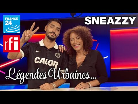 Youtube: Légendes Urbaines : Sneazzy!!