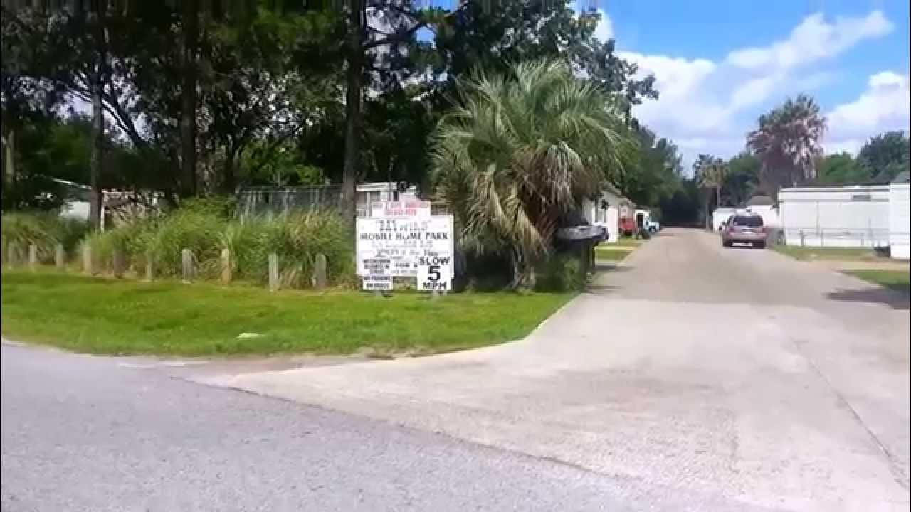 Baywind Mobile Home Park Bacliff Texas Galveston County