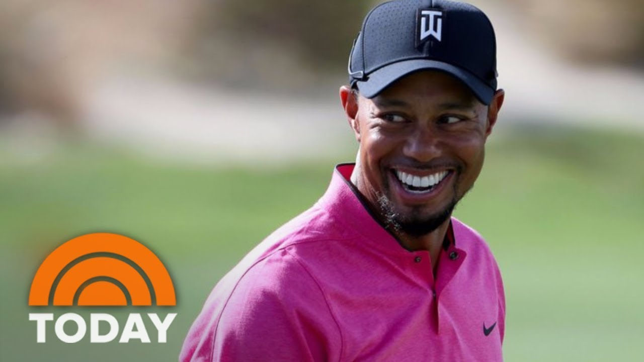 d11d695b Tiger Woods' Amazing Comeback: Could He Win The Masters Tournament? | TODAY