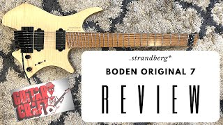 .strandberg* boden original 7 REVIEW