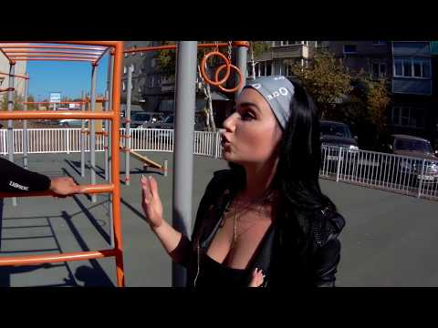 Мастер-класс на площадке: воркаут от СГК в Рубцовске
