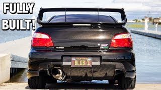 2004 Subaru WRX STI Transformation! (PURE EPICNESS)