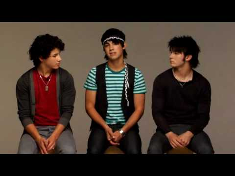 Jonas Brothers Intro Interview For Cd Jonas Brothers Old