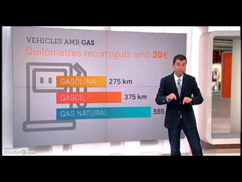 Francesc Mauri nos habla del Gas Natural.