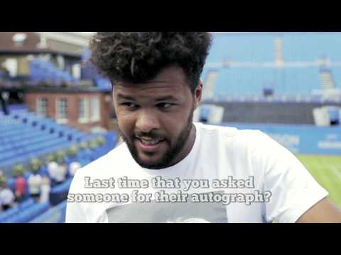 Anything But Tennis with Jo-Wilfried Tsonga