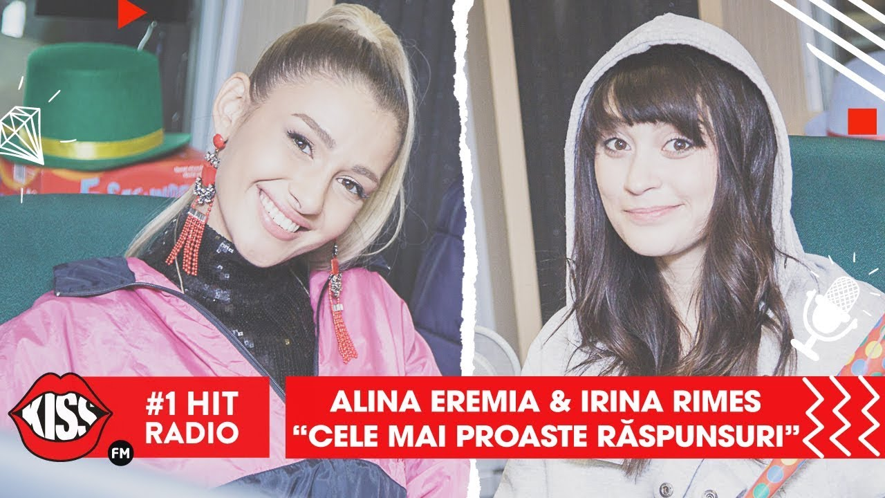 Alina Eremia & Irina Rimes - Cele mai proaste răspunsuri