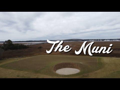 Charleston Municipal Golf Course - Seth Raynor inspired