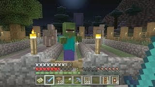 Minecraft Xbox - Quest For Zomball (36)