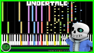 "IMPOSSIBLE REMIX - ""Megalovania"" Undertale"