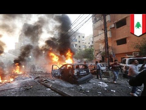 Explosion in Beirut kills at least five people