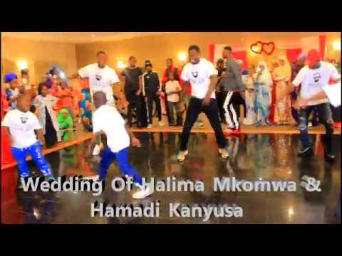 Kanyusa Studio: Wedding Of Halima & Hamadi- Kenyatti Heat
