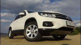 Фольксваген Тигуан 2012 Тест-драйв/Volkswagen Tiguan 2012 Test-Drive