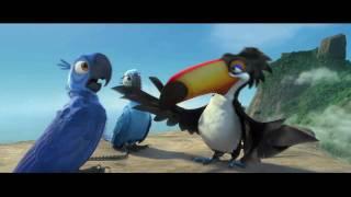 Rio (A Arara Azul) - 3D Filme, lançamento FOX - TRAILER LEGENDADO HD